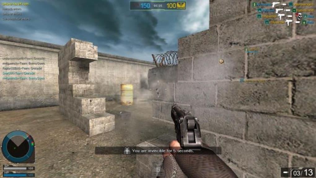jogos de tiro para pc windows 7 gratis