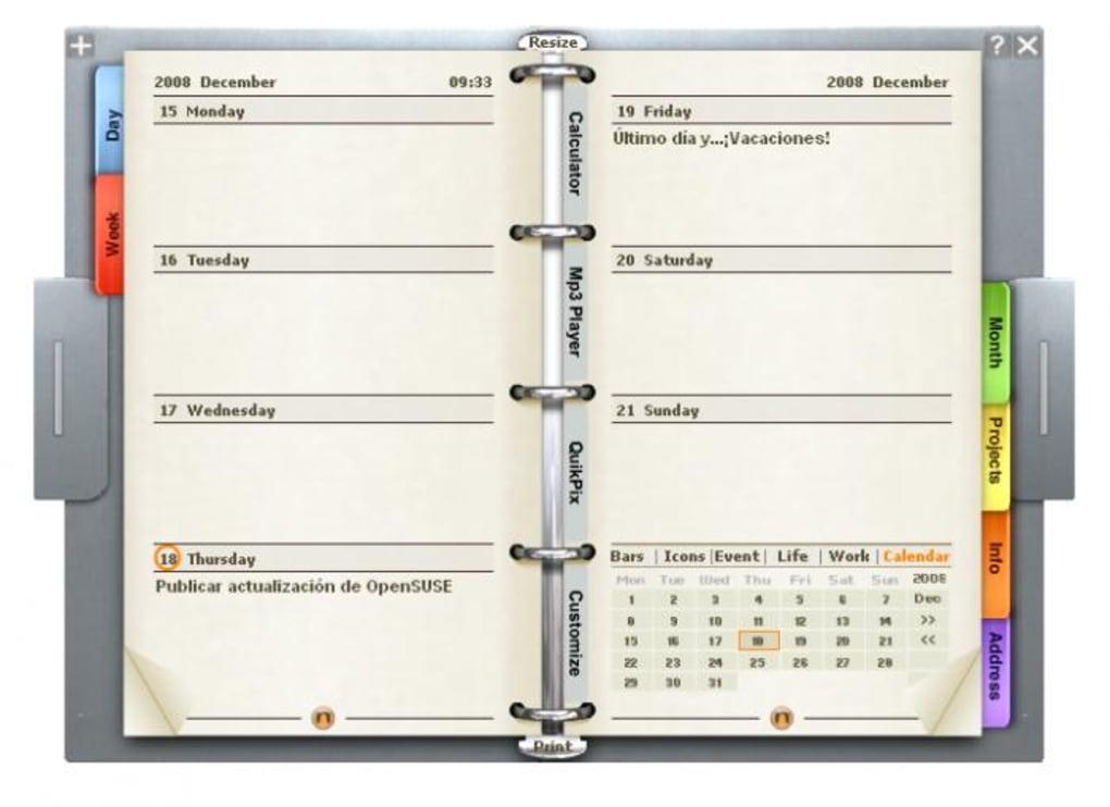Calendar Planner App Android : Noto personal organizer download