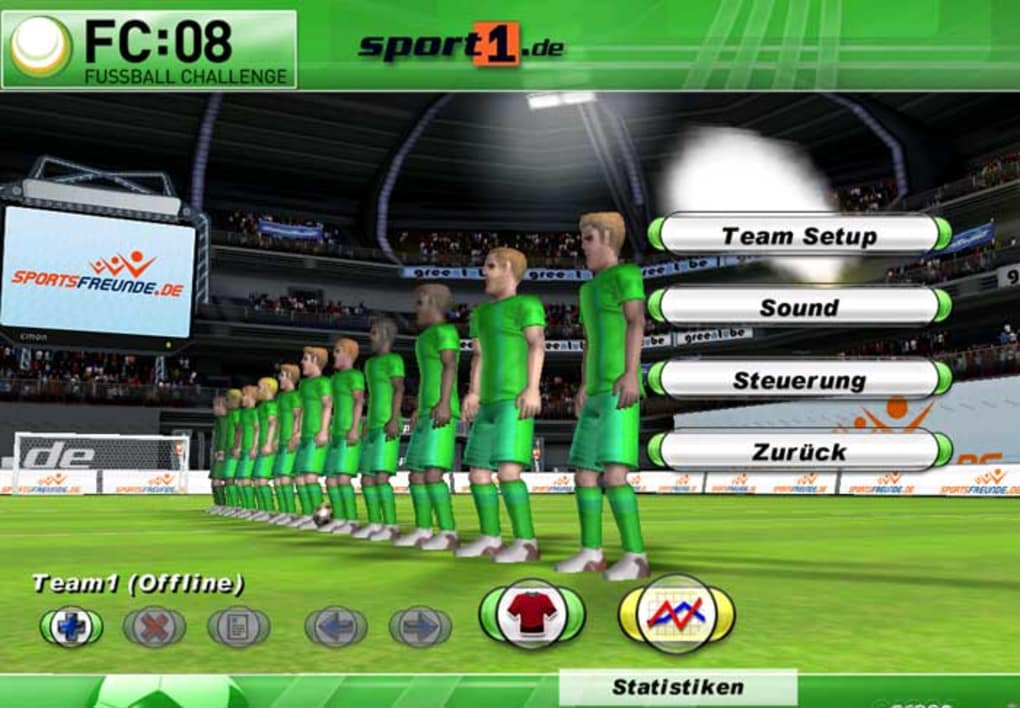 Football Challenge 2009 - Download