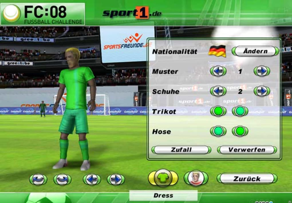 Football Challenge 2009 Download