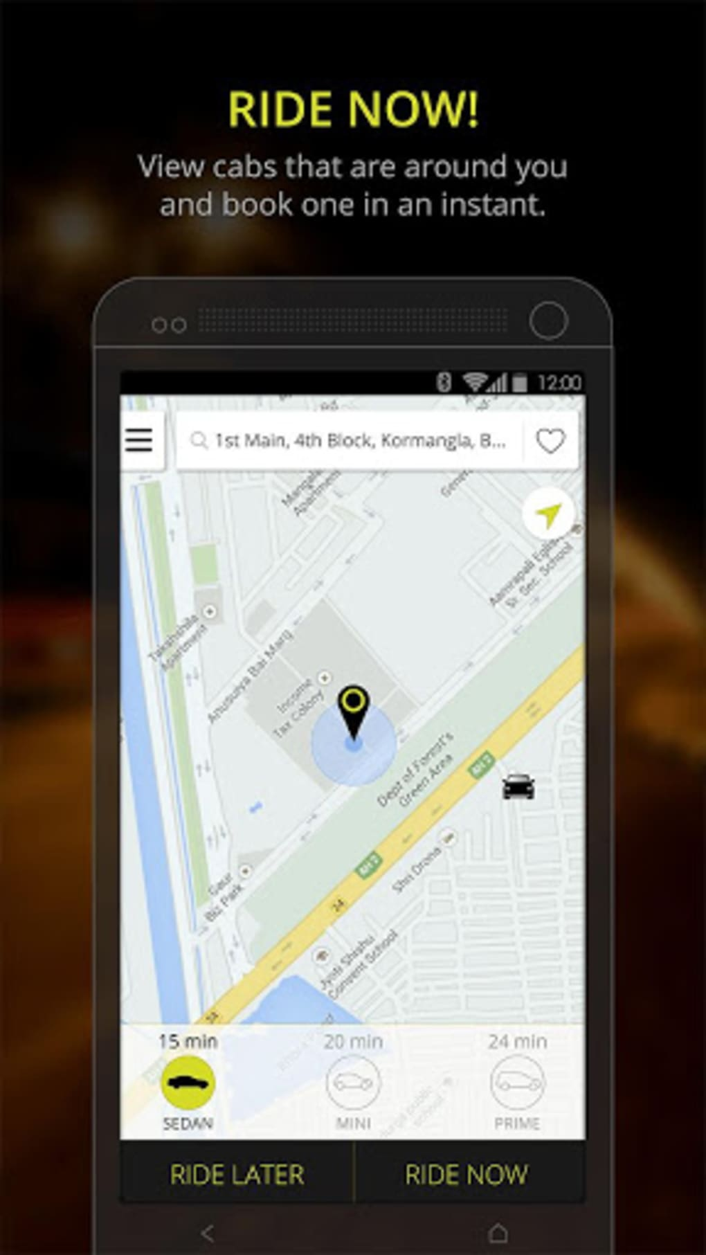 ola app download for pc