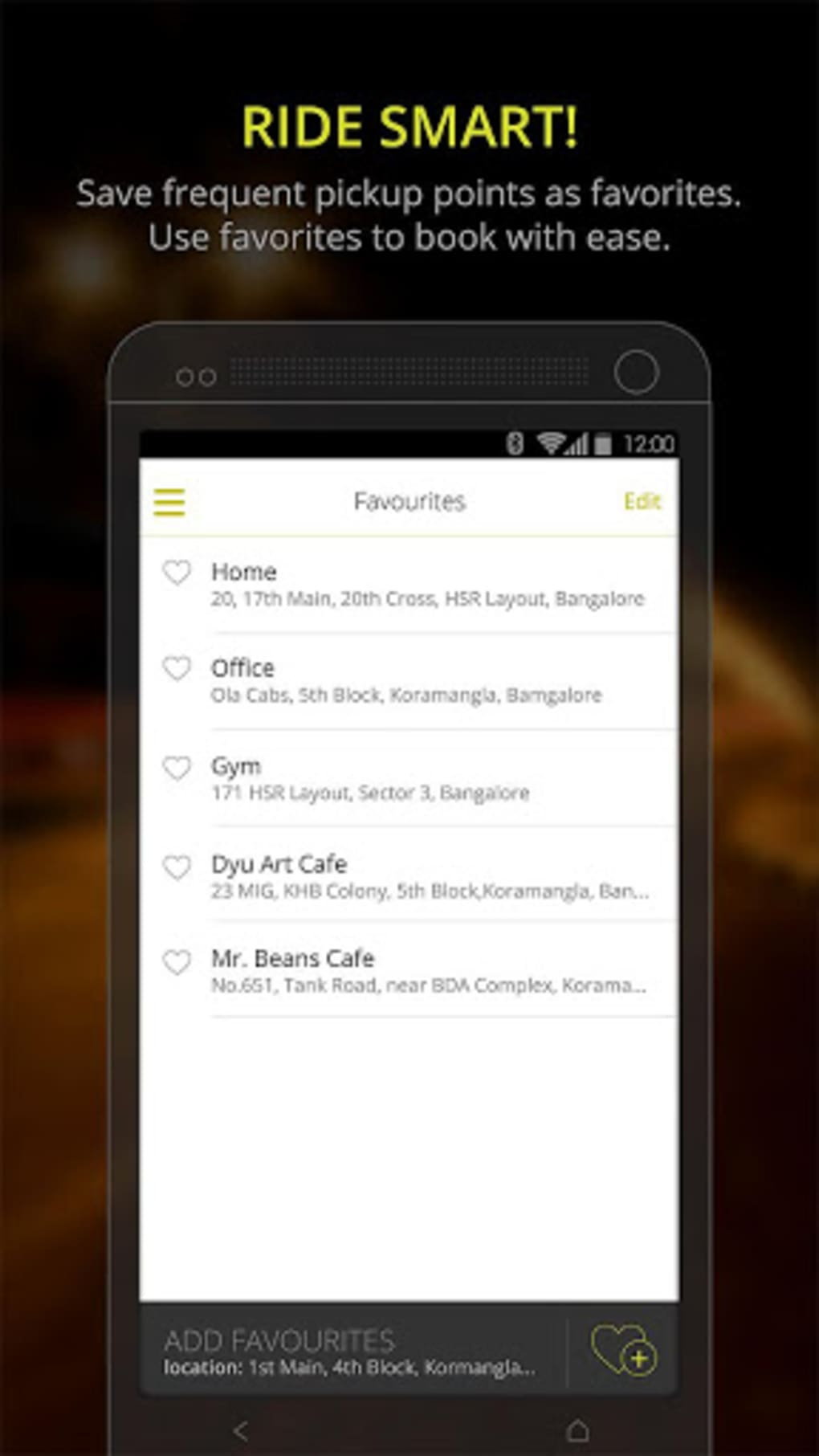 ola app download for android mobile