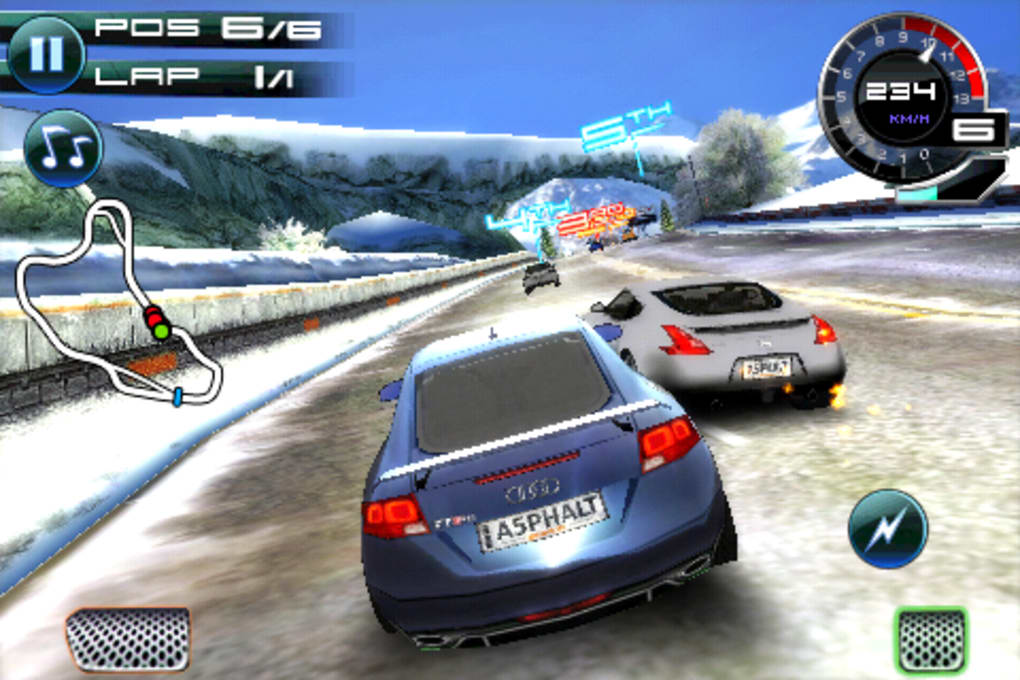 Download asphalt 5 hd free 3. 4. 2 (free) for android.
