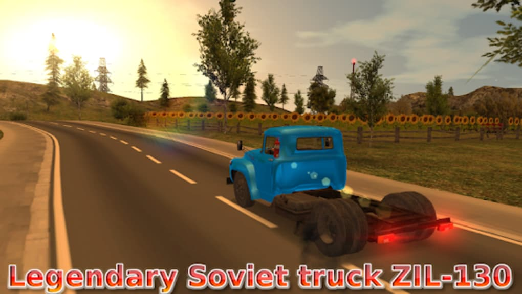 Russian Car Driver Zil 130 Premium For Android Download