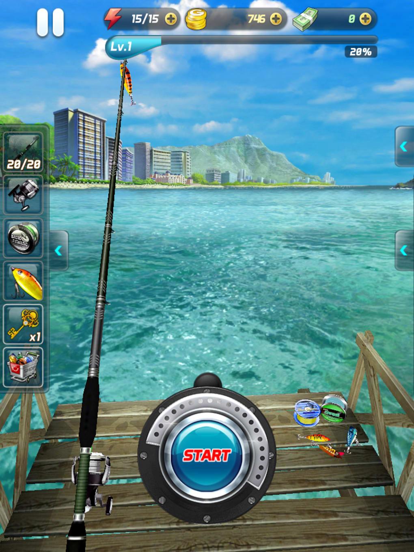 [ PRESENTATION ]  Ace-fishing-peche-en-hd-screenshot