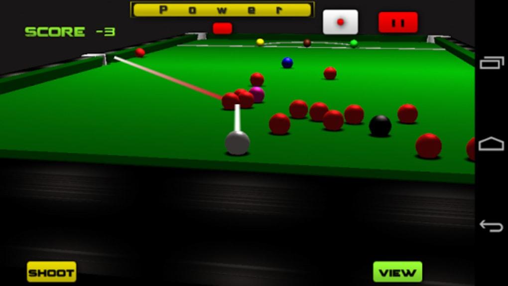 Snooker 3D