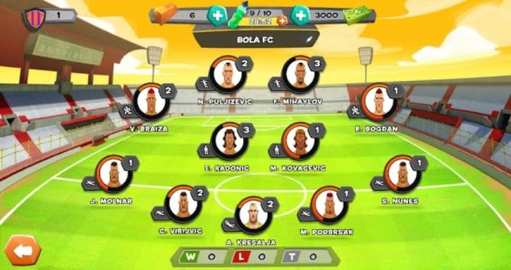 Disney Bola Soccer for Android - Download
