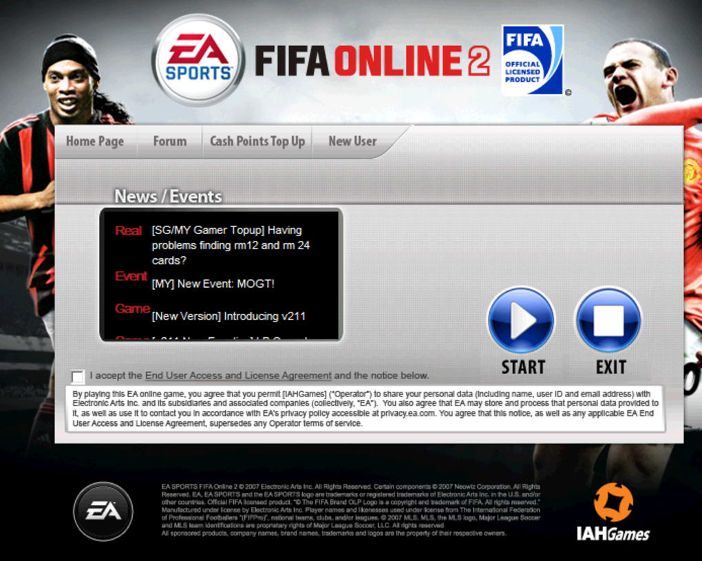Fifa Online Download Registrasi Tournament  3 Indonesia