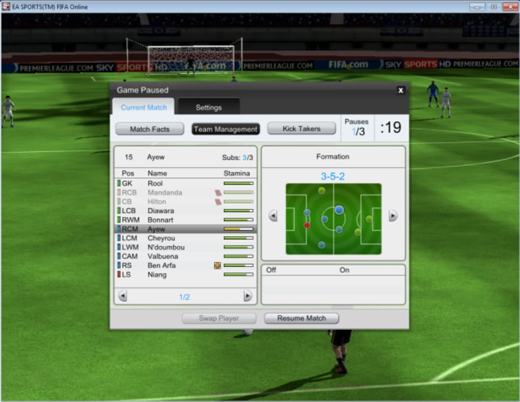fifa online 3 download pc
