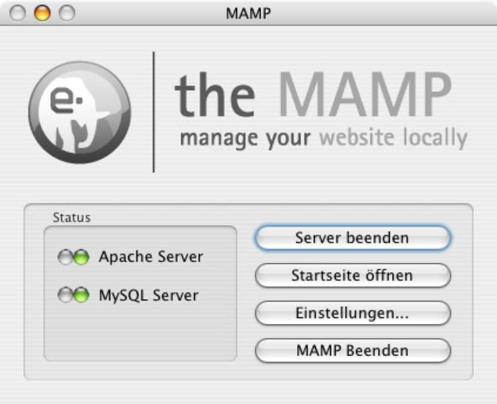 MAMP für Mac - Download