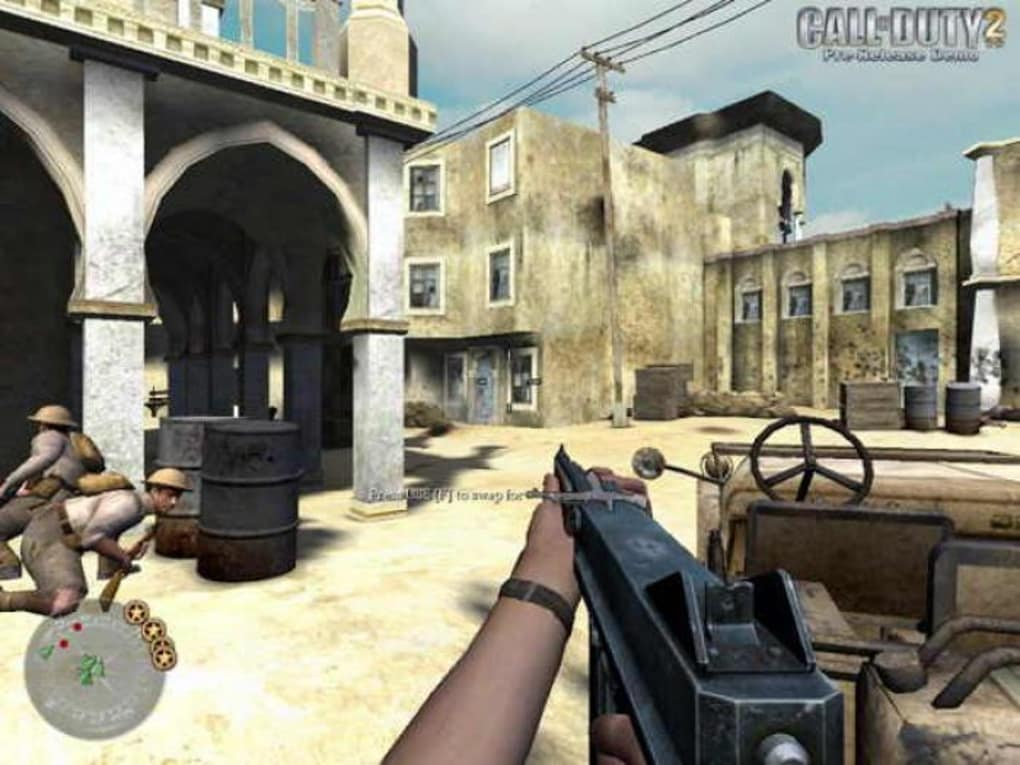 call of duty 2 free download full version for android