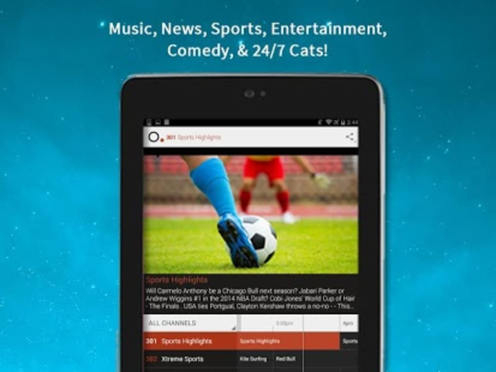 Pluto Tv For Android Download