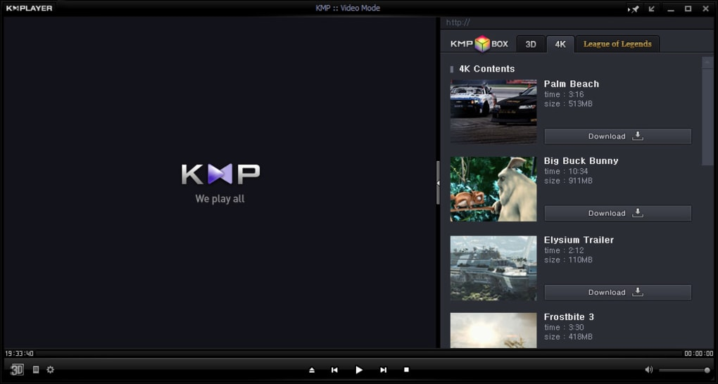 kmplayer for pc windows 7 free download