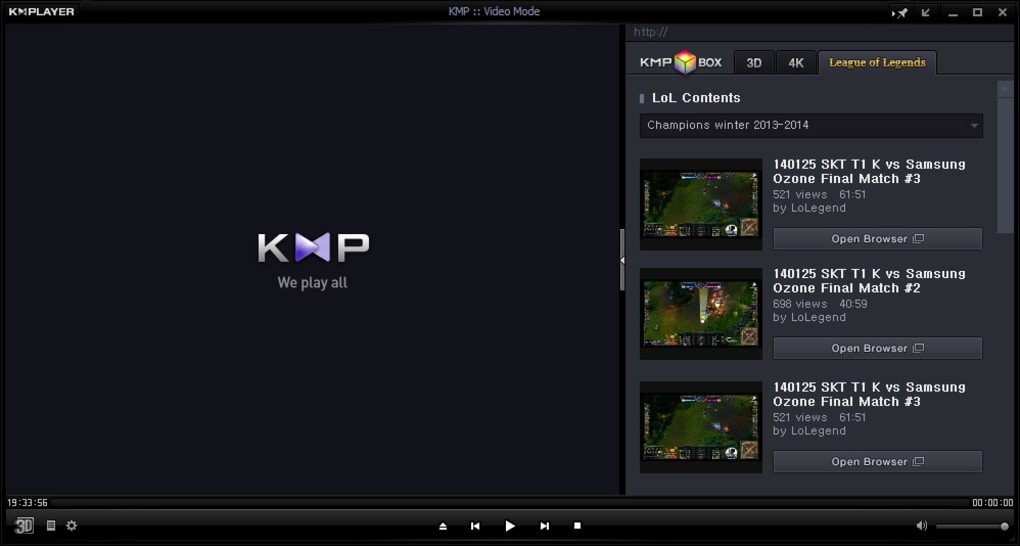 kmplayer free download for windows xp