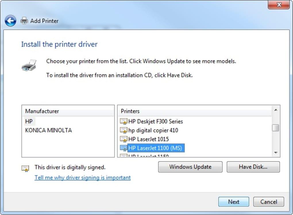 Hp Laserjet 1020 Installation Software For Mac