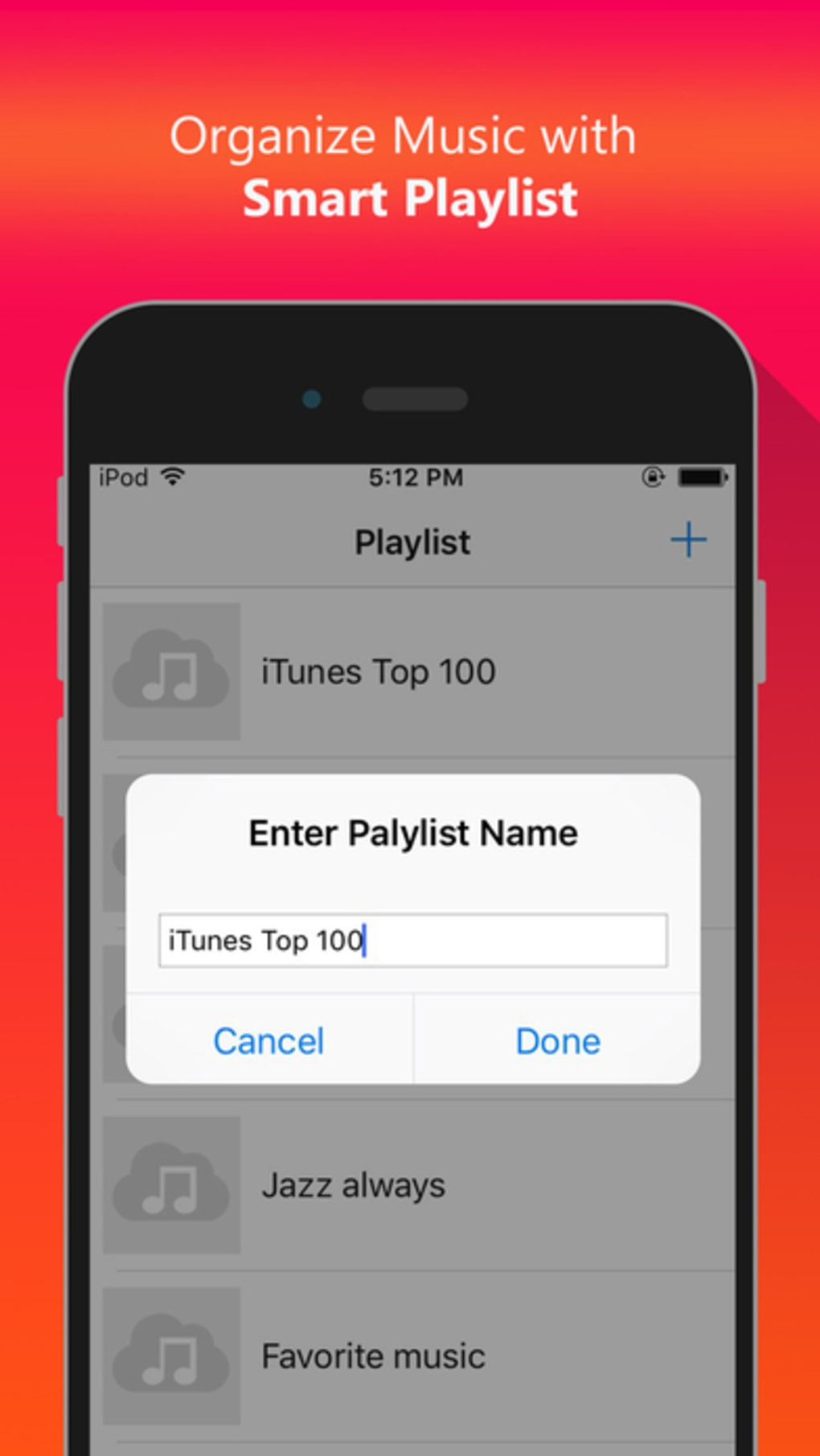 Cloud Music - Offline Mp3 Music Audio Player for iPhone - Download