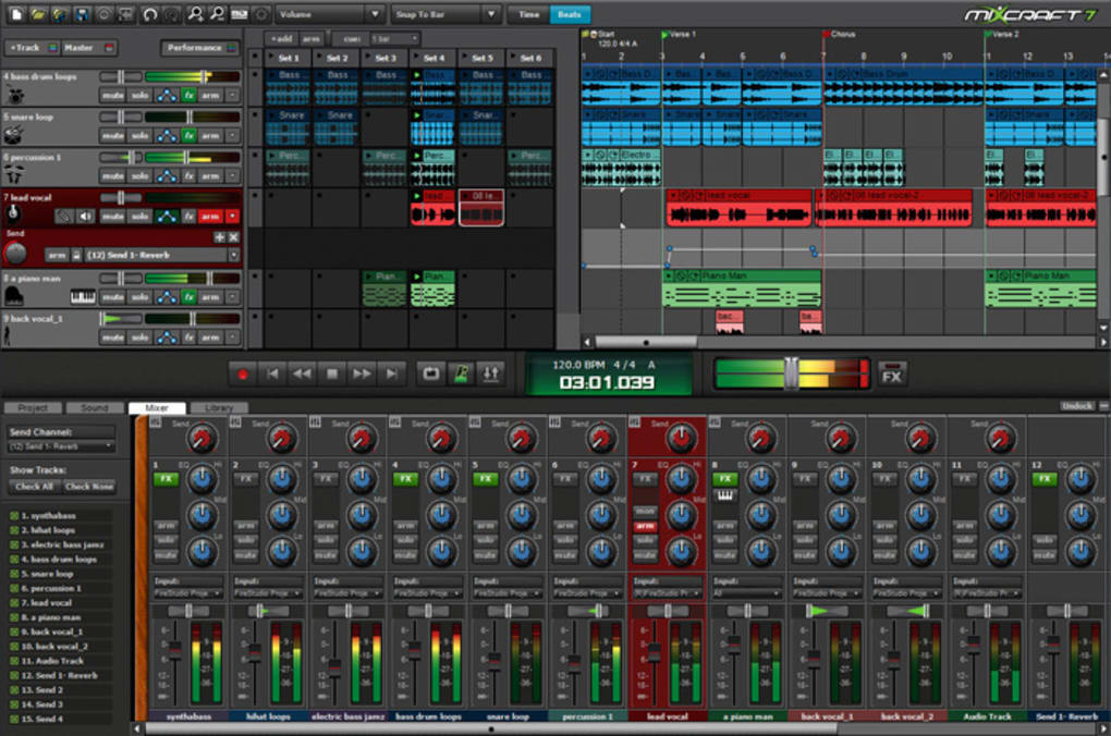 Acoustica Mixcraft - Download