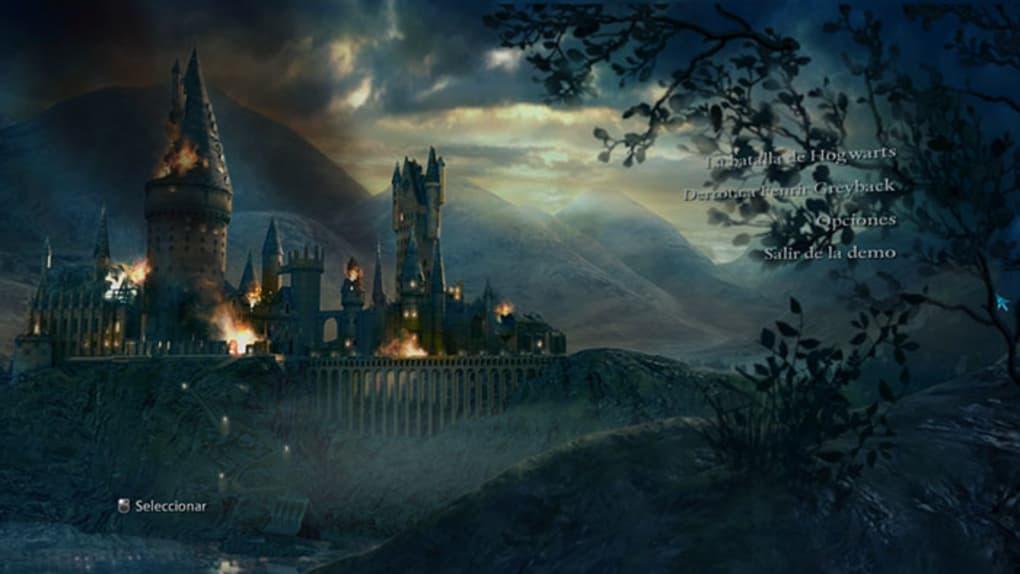 harry potter die schlacht um hogwarts
