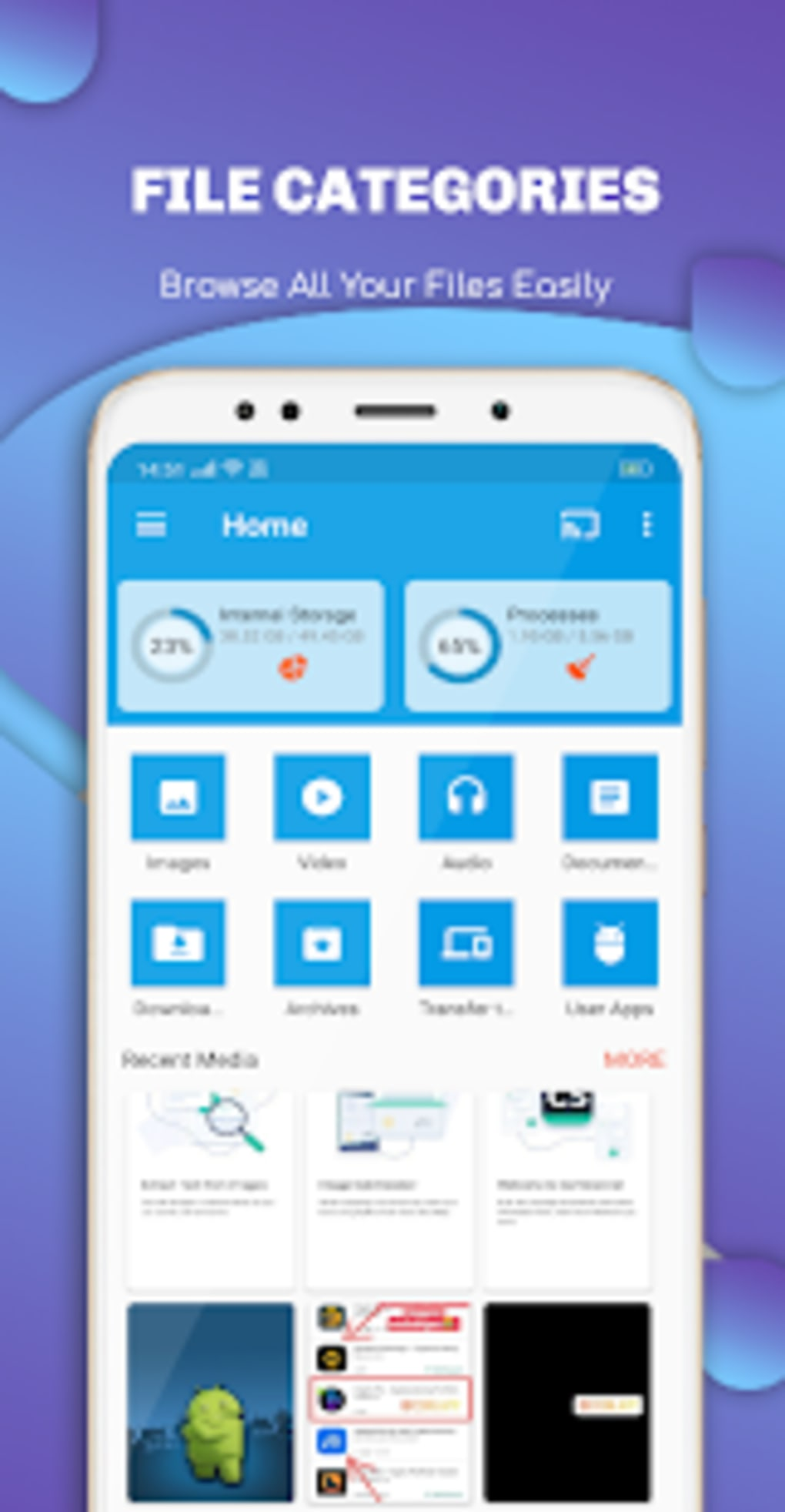 EX File Explorer File Manager for Android (Android) - Download