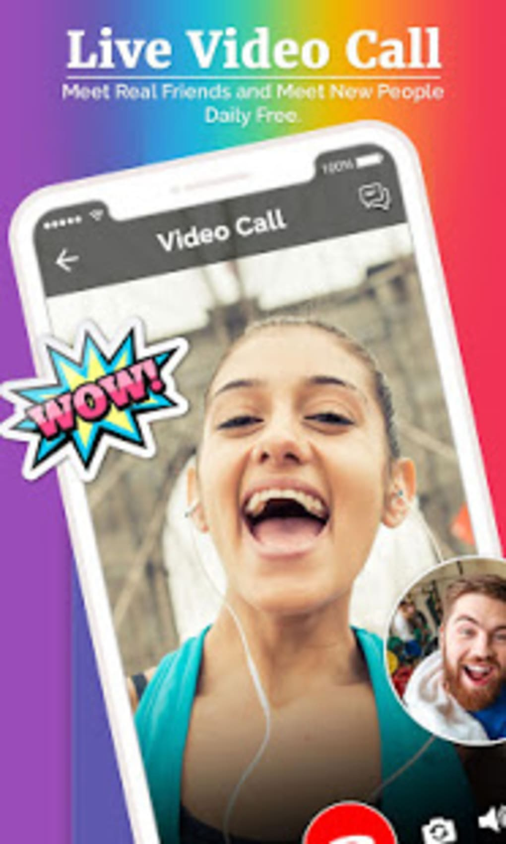 ViVi : Live Video Call for Android - Download