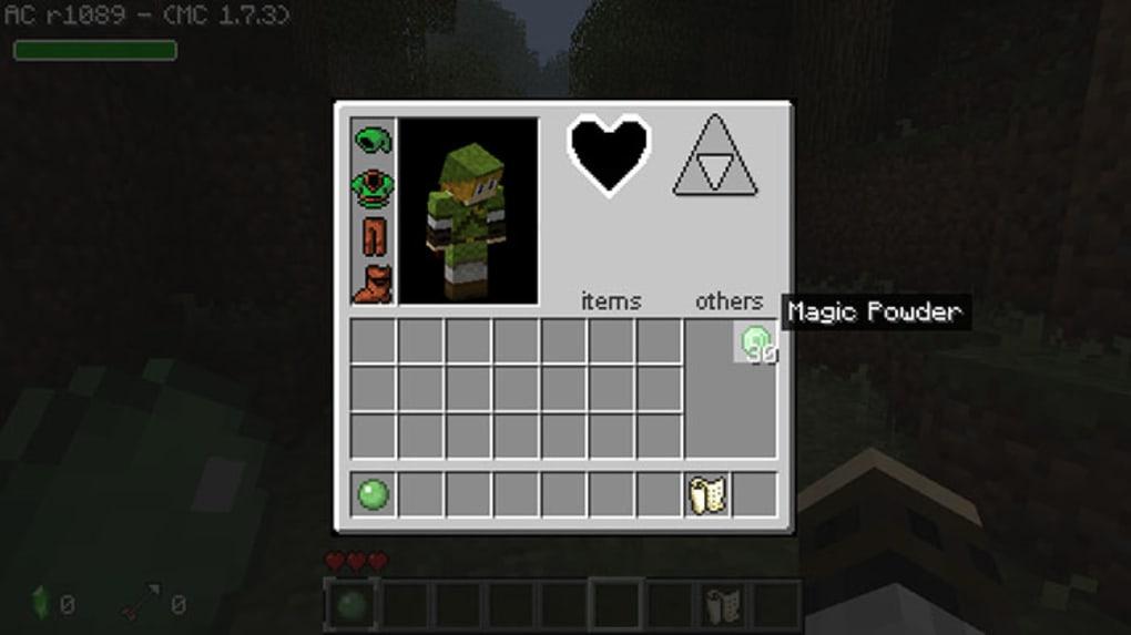 Zelda Adventure for Minecraft - Download