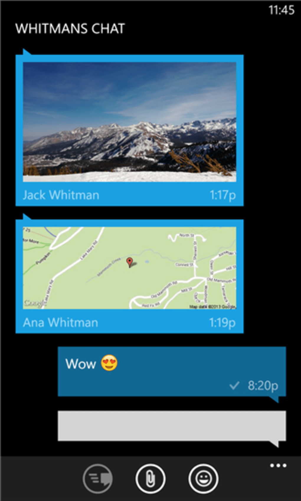 kik messenger windows phone 6.5