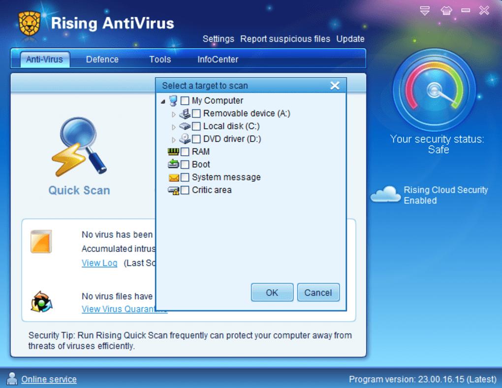 rav antivirus gratuit