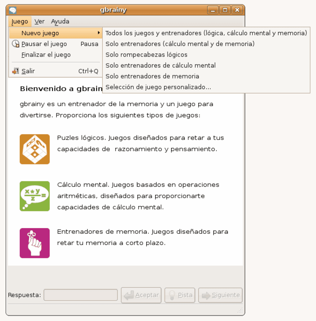 Gbrainy Para Linux Descargar