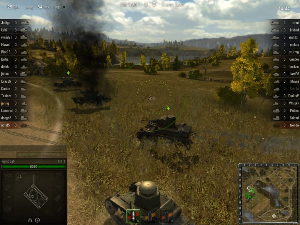 World Of Tanks Download - Minecraft panzer spiele
