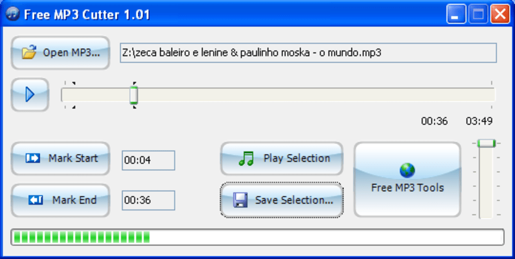 Mp3 cutter software free download for pc full version windows 7