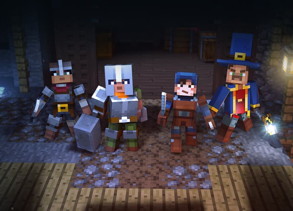 Minecraft: Dungeons - Download