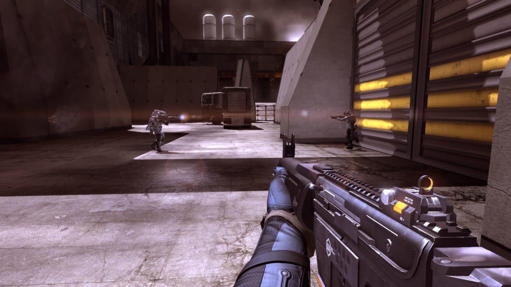 Blacklight retribution server
