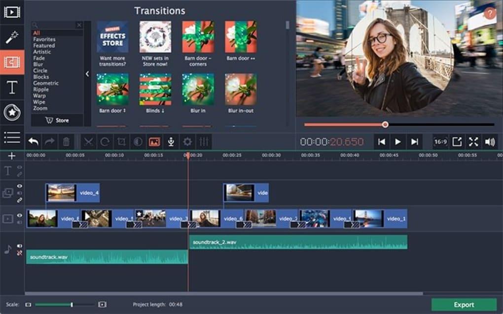 movavi video editor 14 download