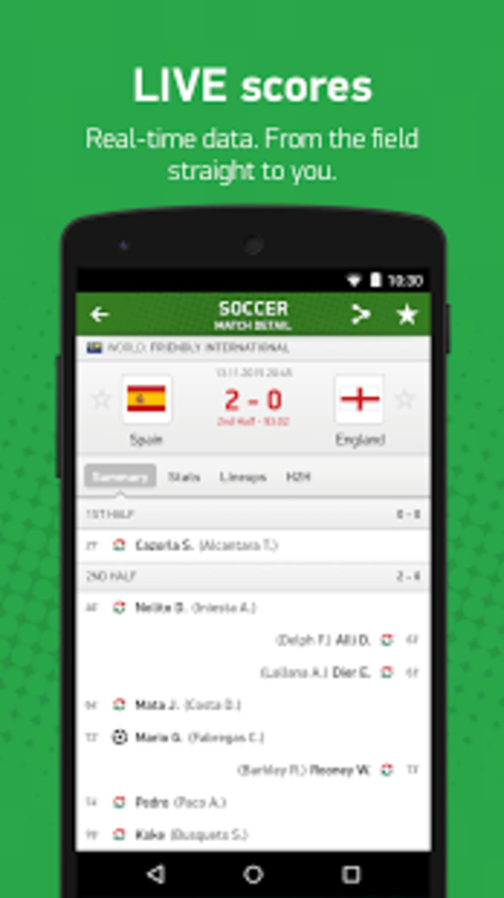 Flashscore For Android Download
