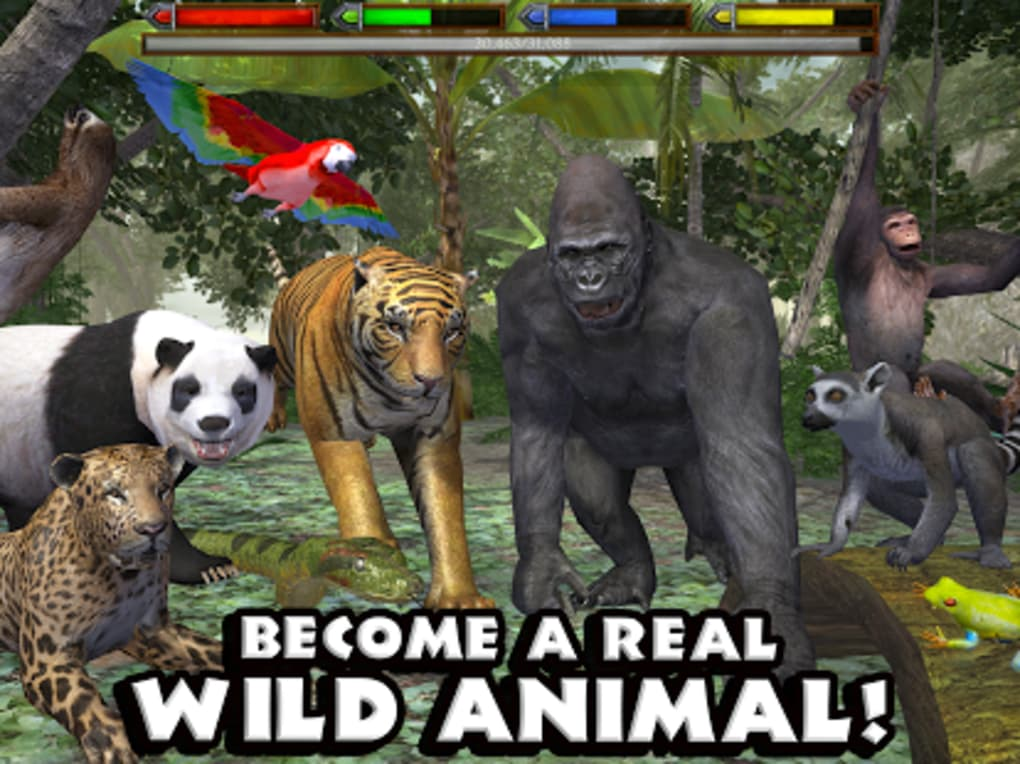 Ultimate Jungle Simulator for Android - Download