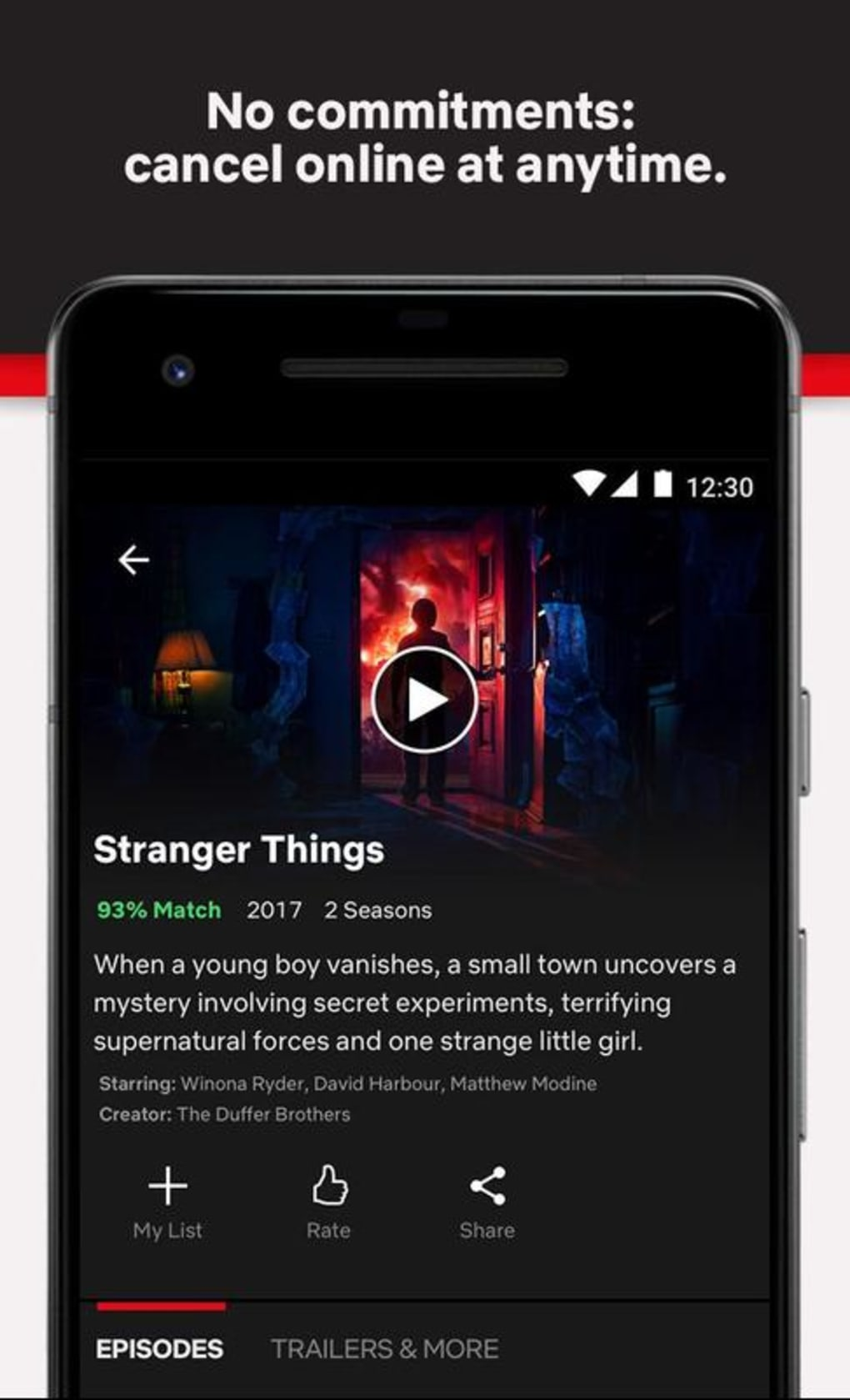 Netflix for Android - Download