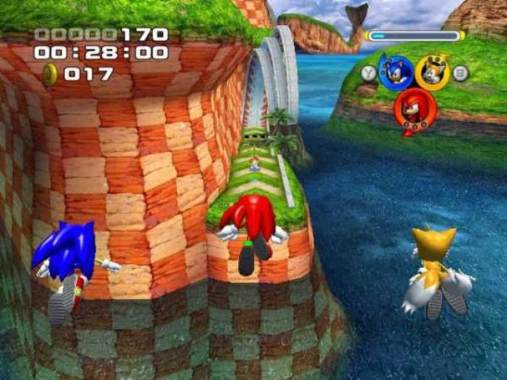 sonic heroes for android
