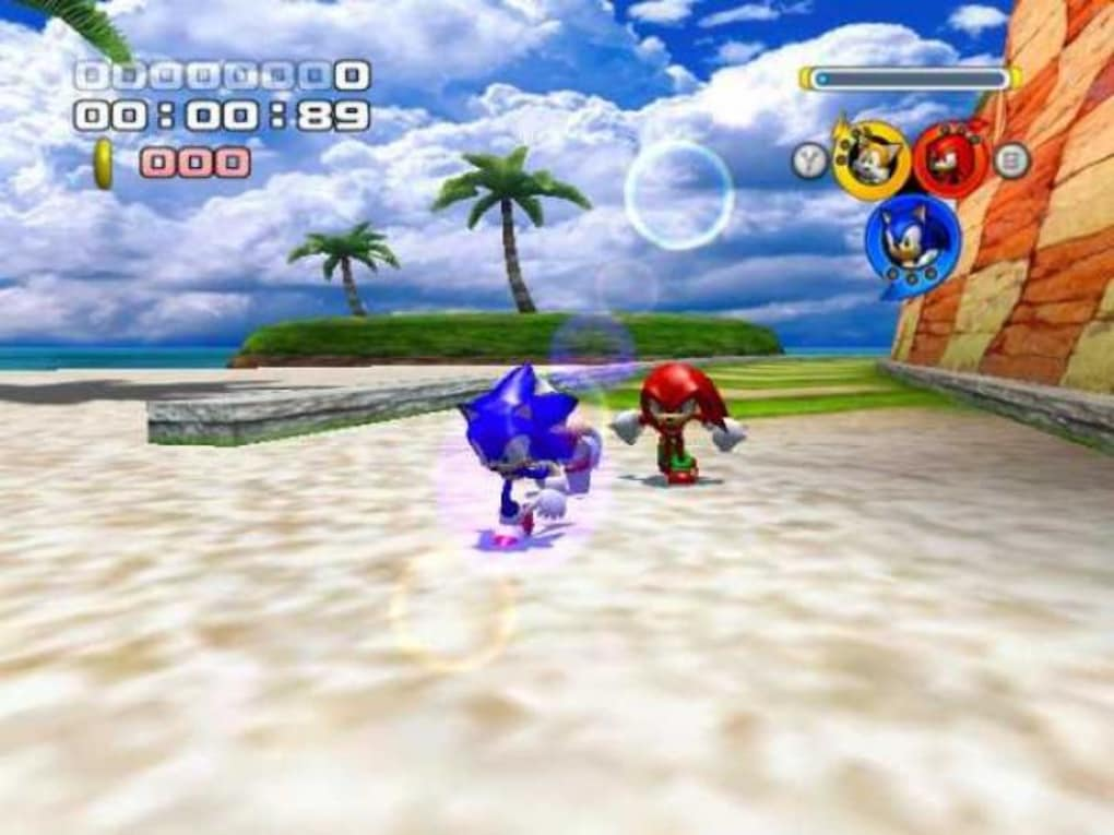 sonic heroes mod apk download