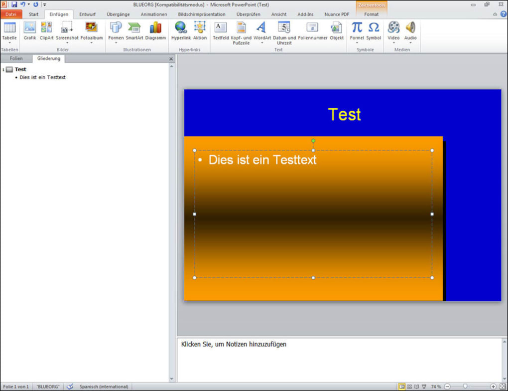how to download microsoft powerpoint 2010 for windows 8