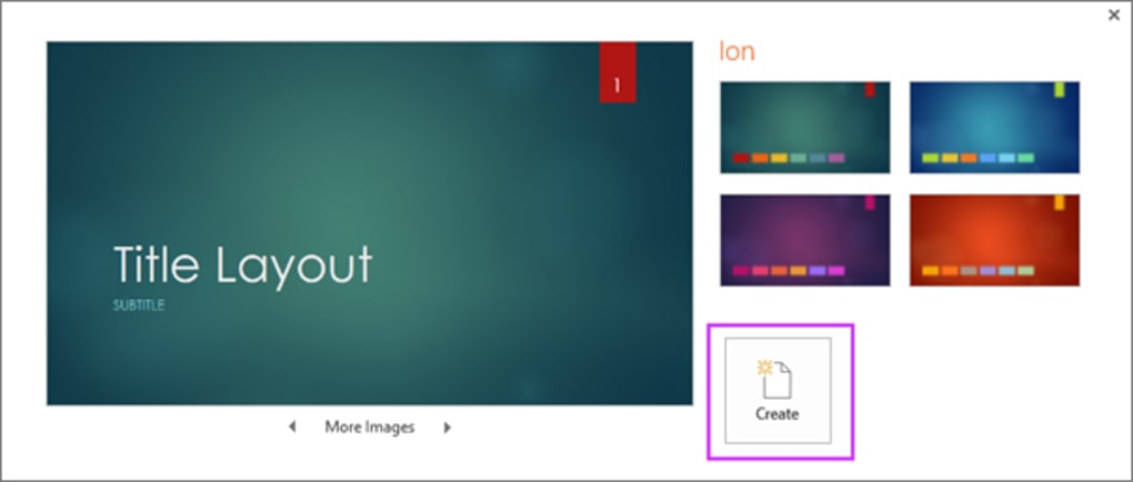 Microsoft PowerPoint - Download