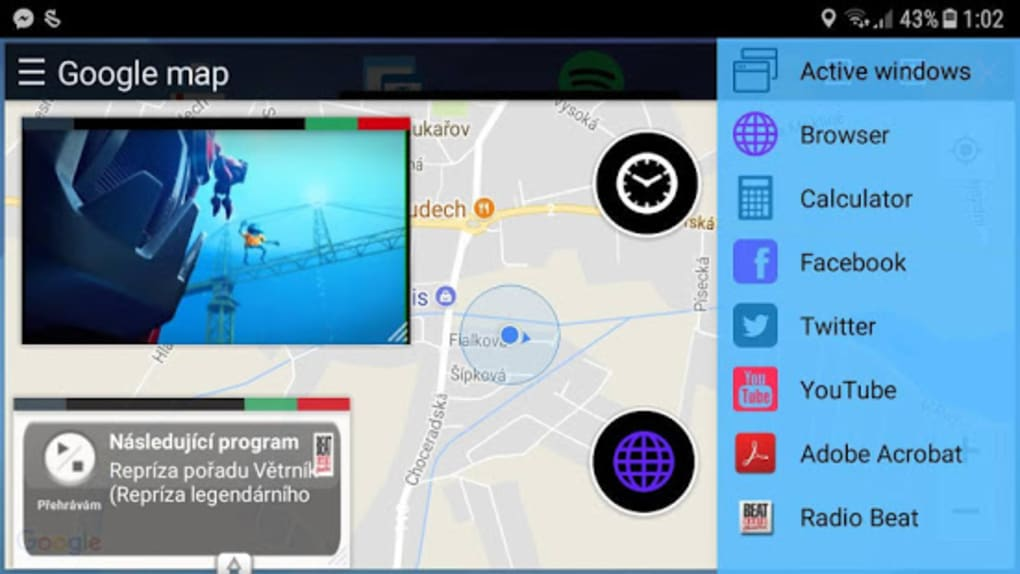 Full MirrorLink Floating Apps for Auto for Android - Download