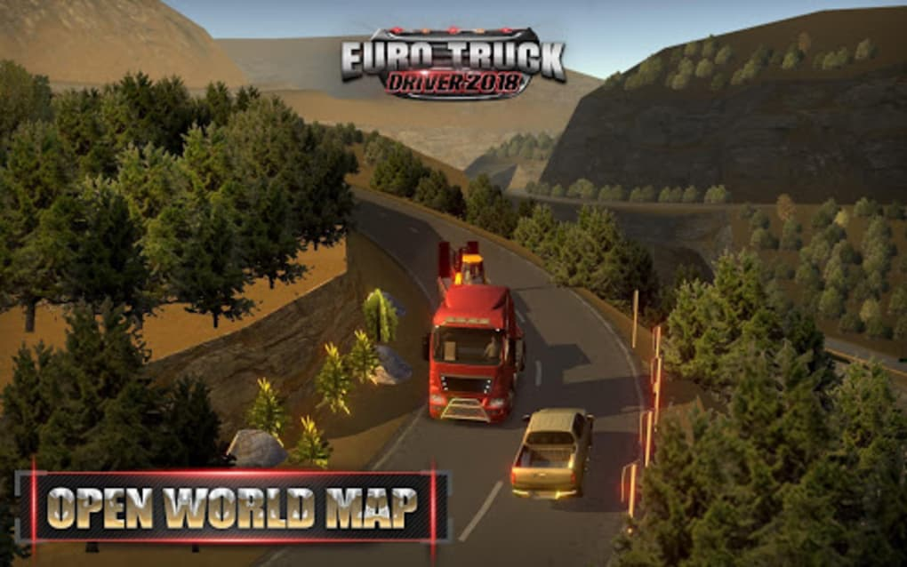 Euro Truck Driver 2018 for Android - Download