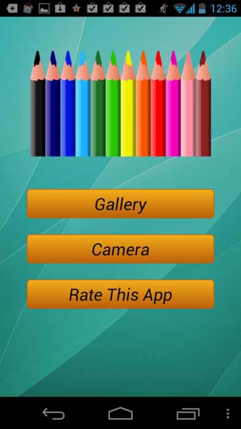Pencil Sketch für Android   Download
