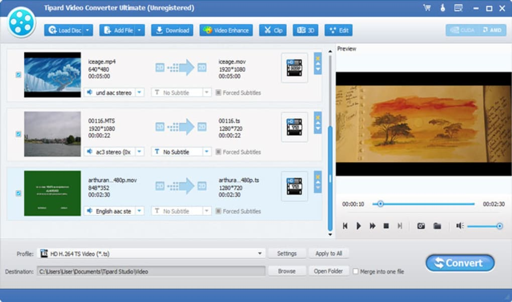 Tipard Video Converter Ultimate - Download