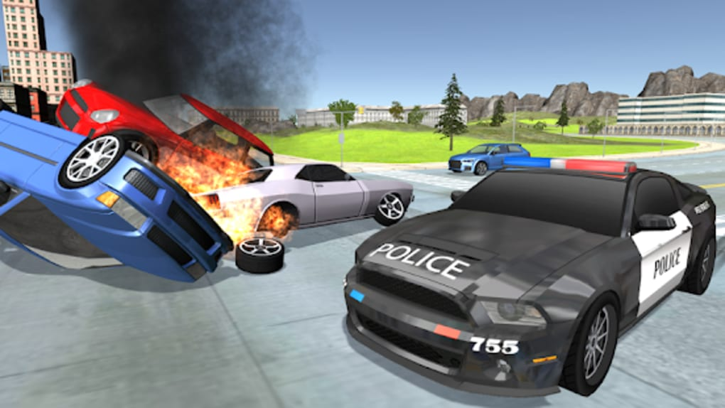 police chase app for android
