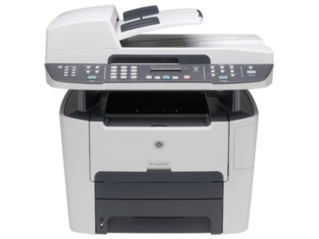 HP LaserJet 3390 Printer drivers - Download