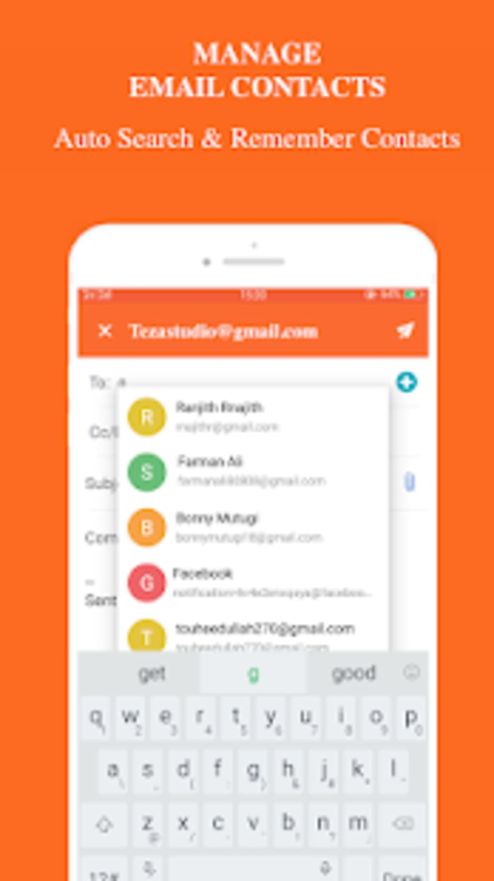 Email App For Gmail for Android - Download