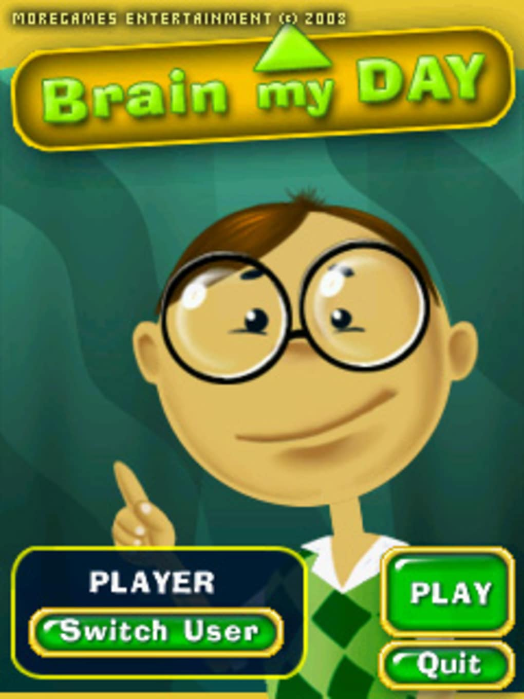 My Day In Front Of The Camera: Brain My Day For Pocket PC