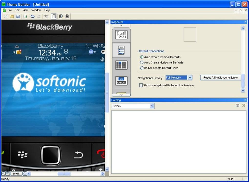 BlackBerry Theme Studio 5.0