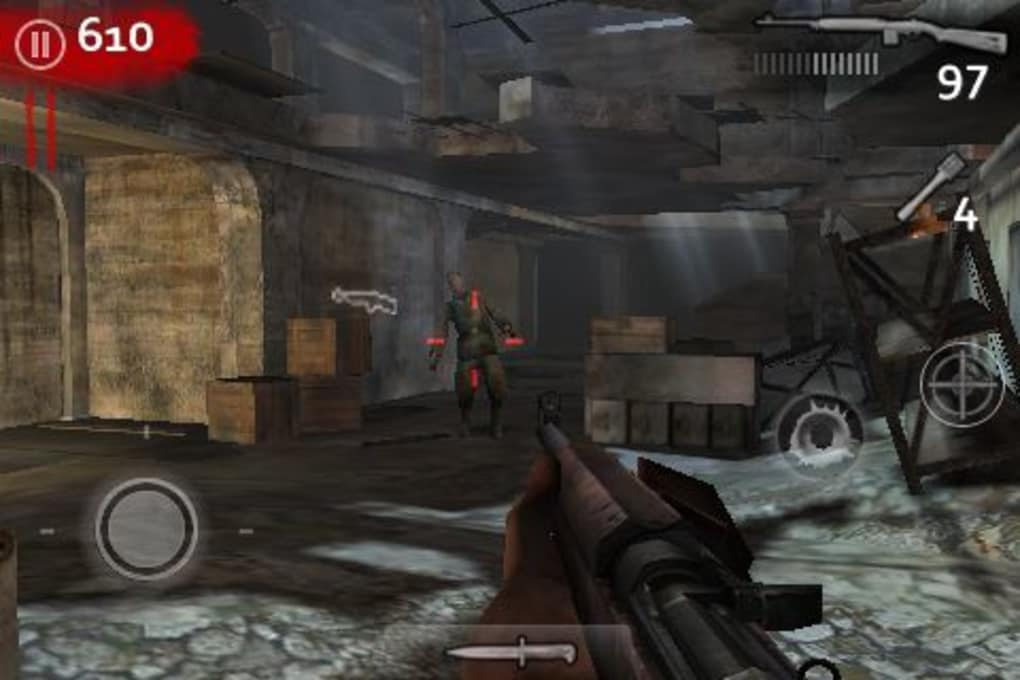 Call of Duty World at War: Zombies para iPhone - Descargar